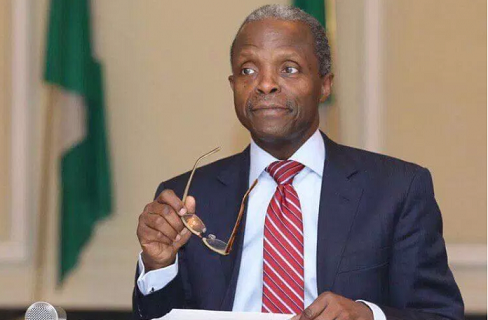 Full text of Vice President, Osinbajo's speech at the presentation of Buhari's mid-term score card