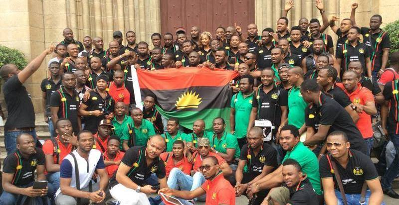 We are not fooled by President's visit, says MASSOB