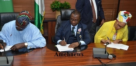 NNPC Signs MOU with Benue State on Bio-Fuels Project