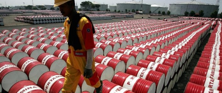 Nigeria's monthly oil export to US rises by 56%