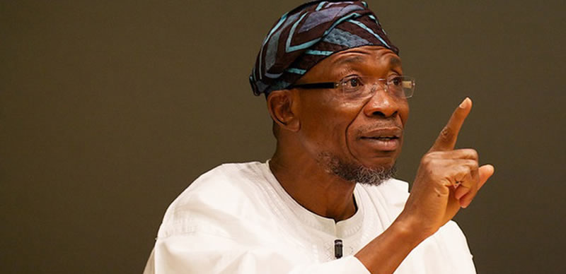 Omisore is a tax defaulter, says Aregbesola