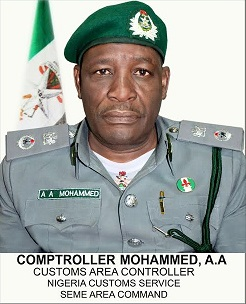 NCS Seme command generates N546.83m in January 2018