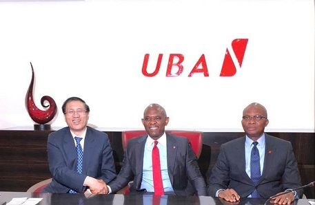 UBA, China Development Bank Sign $100 million Loan Deal to Support SMEs in Africa