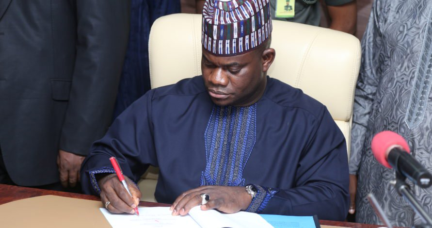 Kogi governor earmarks '10 000 hectares in Ajaokuta & 5,000 hectares in Adavi' land for cattle colony