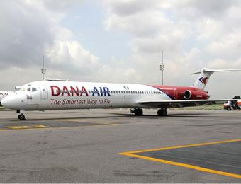 Dana Air Update: Flight resumes at PH Intl airport