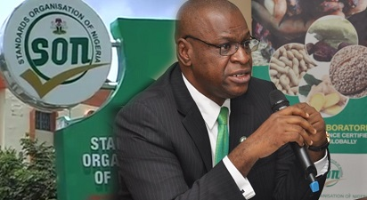 SON seizes N22.7bn substandard goods in one year