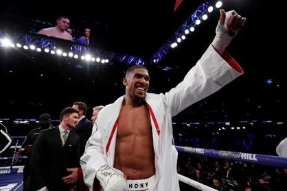 JOSHUA ON THE BRINK OF UNIFIED DOMINANCE