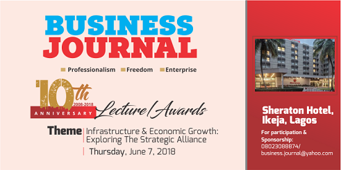 ASBUSINESS JOURNAL 10TH ANNIVERSARY LECTURE DRAWS NEARER; MORE ENDORSERS ARE FALL-IN