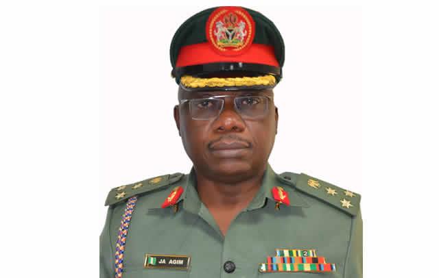 JTF arrests 1,846 criminals, recovers 1,389 weapons – Defence spokesman