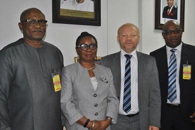 Member Governing Council, Center for Management Development visit SEC