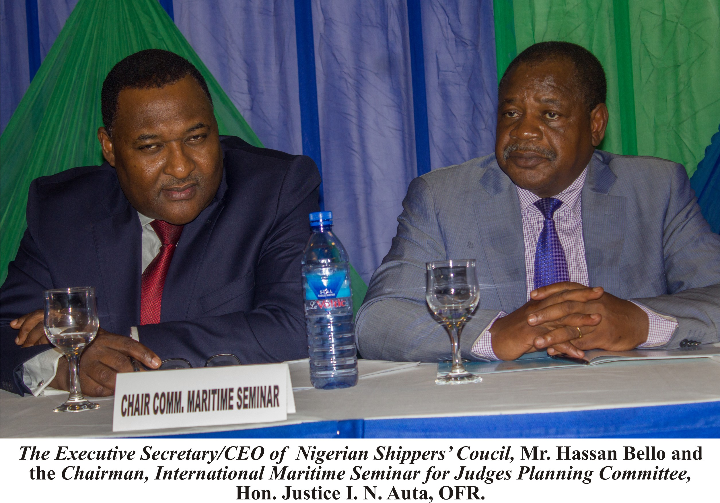 The Impression from the 15th Edition of the Maritime Seminar for Judges organised by the Nigerian Shippers' Council in 2018 at Abuja