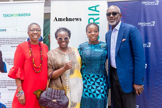 Teach For Nigeria Inducts Second Cohort of Change makers