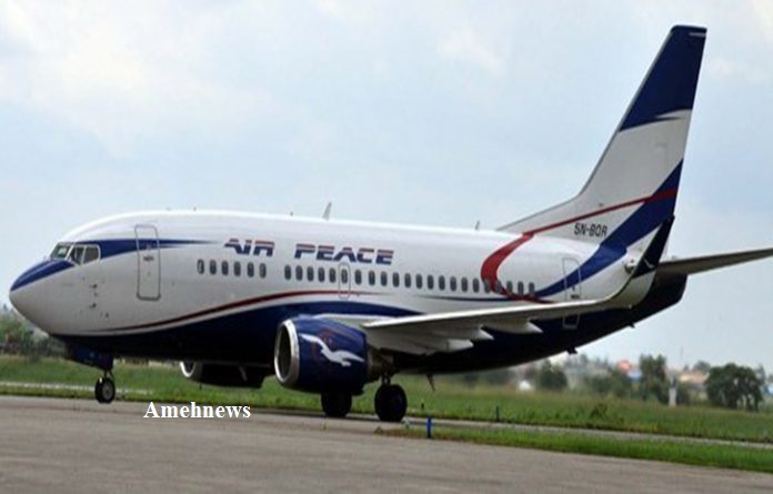 False Smoke Alarm:  Lagos-Owerri Air Peace Flight Makes U-Turn To Base