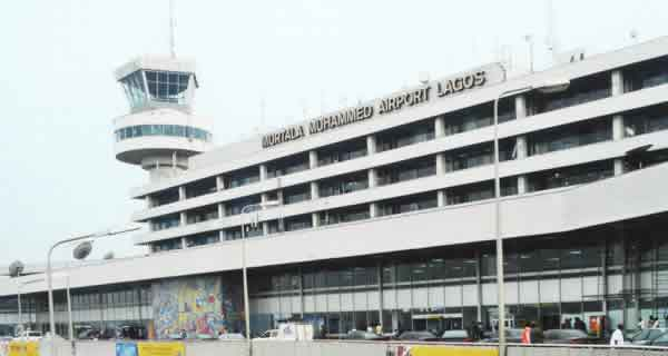 Power outage hits Lagos international airport