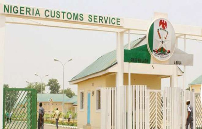 Customs Q1 revenue hits N429.7b