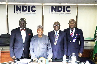 NDIC CALLS FOR STRONGER ETHICAL STANDARD IN BANKING INDUSTRY