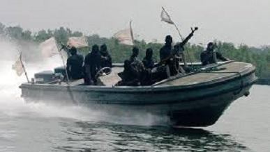 Pirates Struck Off Nigeria Coast Abduct Eleven crew members From Container Ship