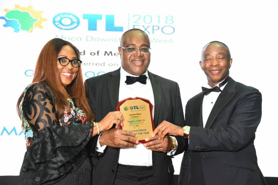 Rainoil Boss Wins Oil Industry Downstream Man of the Year Award