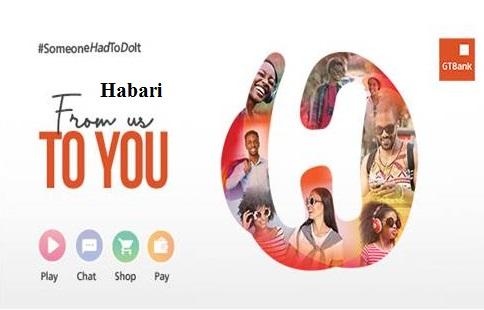GT Bank creates Habari; a new digital platform to improves banking process