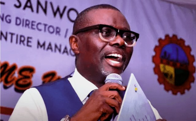 I never saw myself as a politician until 2018, says Sanwo-Olu