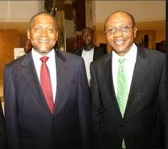 $9bn Dangote Refinery: CBN reiterates funding support to indigenous companies