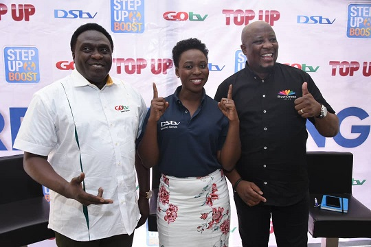 MultiChoice To Starts Step Up Campaign To Boost DStv and GOtv Subscribers