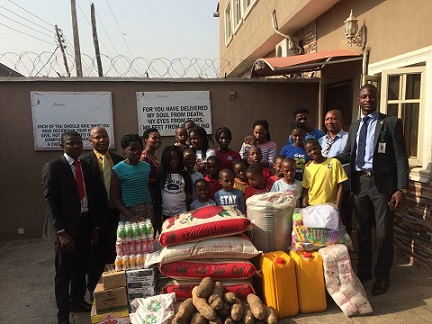 NSE Staff Donate to Children of Promise Ministries and Bethesda Home for the Blind