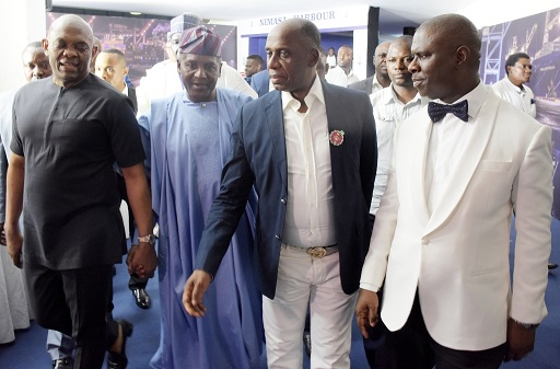 FG IS REPOSITIONING MARITIME INDUSTRY TO BETTER NIGERIA'S ECONOMY – SGF