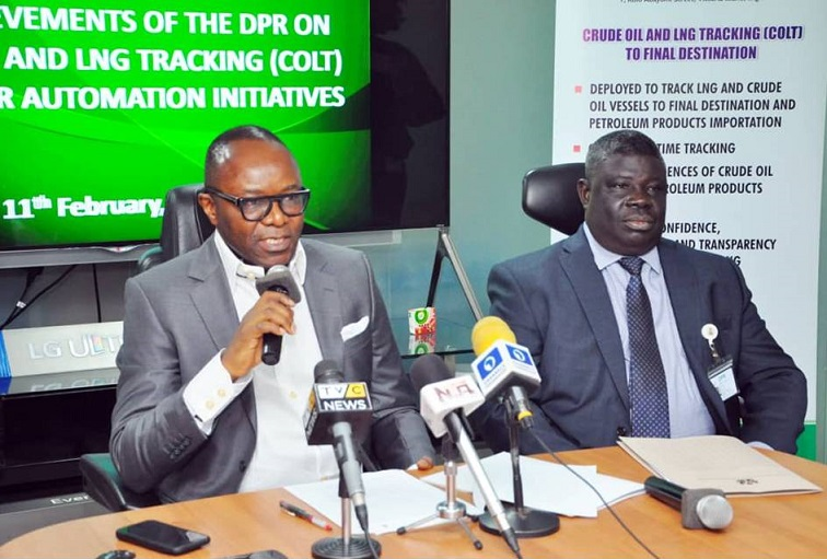 Kachikwu commends DPR on COLT, other automation initiatives