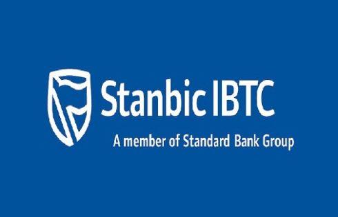 Stanbic IBTC grows net profit by 54% to N74.4b