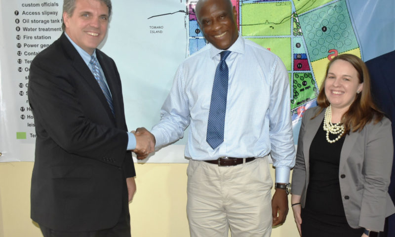 USTDA impressed with work done so far on Eko Petrochemical Refinery –Official