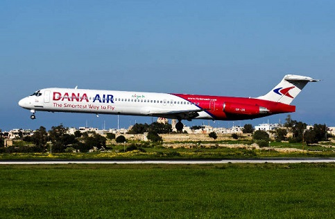 Dana Air To Commence Additional Flights from LAGOS-ABUJA
