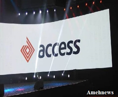 Amehnews CSR To Access Bank