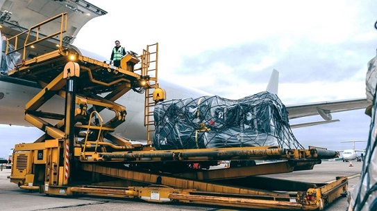 Meeting at a challenging time for the air cargo business