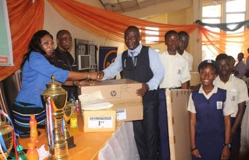 IBEDC Sponsors NSE Chairman's Quiz Competition