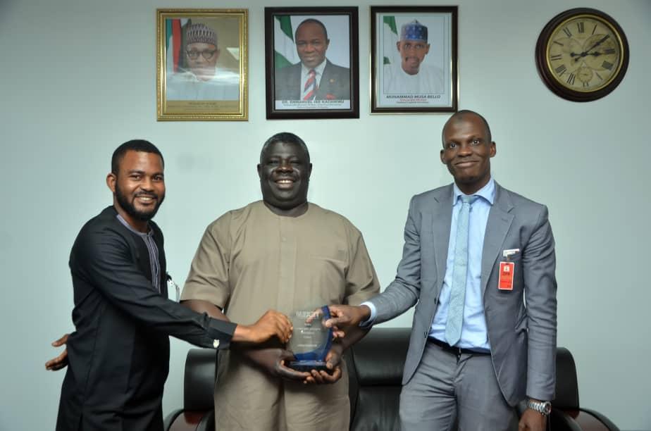 Image result for DPR Director Bags Leadership Award