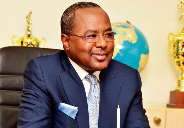 Gwarzo awarded N33m contracts in SEC to personal companies – Reports