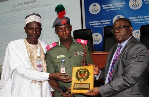 NDA Students Visit SEC To Improve Their Knowledge About Capital Market