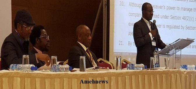 AMCON N5trillion Debt: Justice Dimgba, Kuru, Others Seek Ways To Improve Recovery