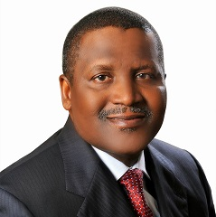 Dangote named among greatest leaders on Earth