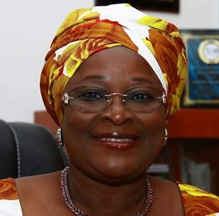 Hajiya Aliyu inaugurated as 20th NACCIMA president