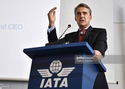 Infrastructure development is below the growth in demand for flights – IATA