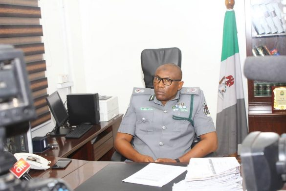 APAPA CUSTOMS COMMAND RAKES IN N37.3BN REVENUE APRIL IN 2019
