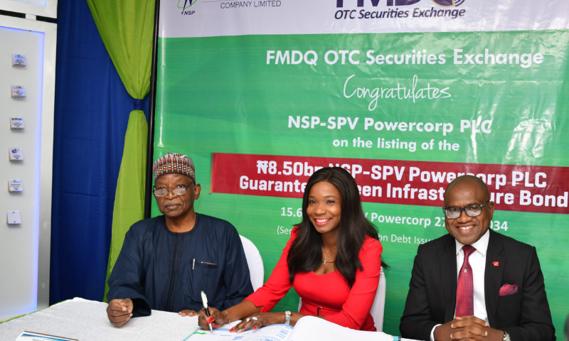 FMDQ Continues to Support Infrastructure Development…