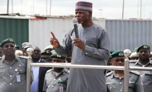 Your Promotion Calls for Hard Work, Customs Boss Tells Officers