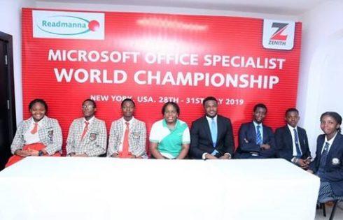Six Winners Emerge From Zenith Bank 2019 Microsoft Office Specialist World Championship
