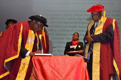 Baru Lists Achievements as NNPC GMD