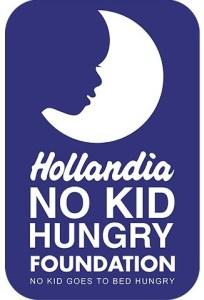 Hollandia No Kid Hungry Foundation, donates milk to children at IDP Camp