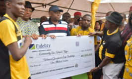 FIDELITY BANK RESTATES COMMITMENT TO YOUTH DEVELOPMENT