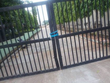 Fear of Gwarzo's reinstatement throw back door: Staff Lock SEC Premises